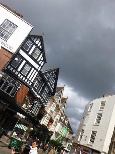 Canterbury, Margate, and the end of my flatting woes?
