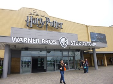 The Making of Harry Potter: Warner Brothers Studio Tour