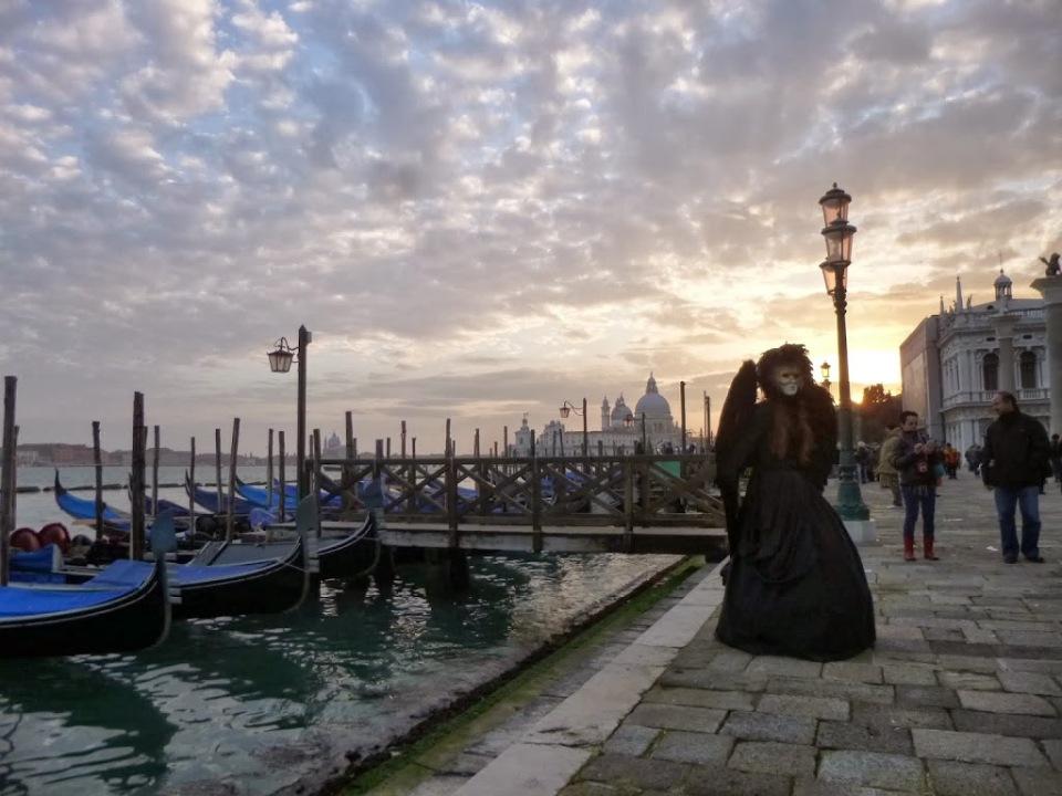Dave, Esch & I Europe 3: Venice (Italy)
