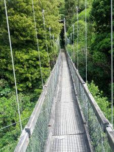 Swing Bridge access
