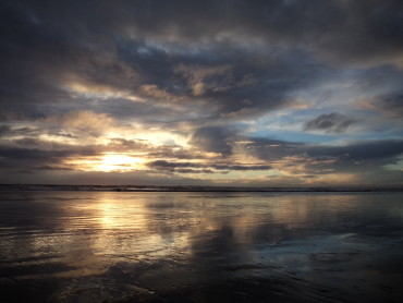 Otaki, Waitarere, Wellington and a 90 day weekend