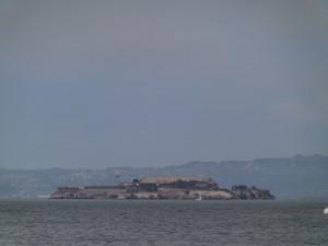 Alcatraz island - meh.