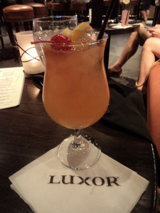 Cocktail at Luxor