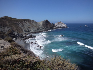 America – Arizona and California: Phoenix, LA, Highway 1, Point Lobos, Monterey