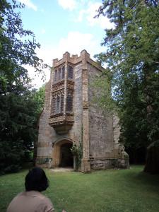 Abbott's gatehouse, Cerne Abbas