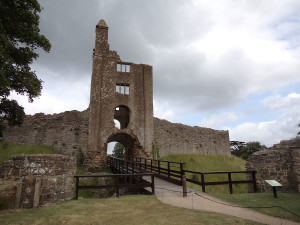 Sherborne Old Castle Gatehouse