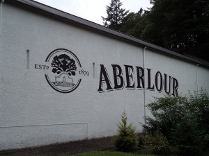 Aberflour distillery