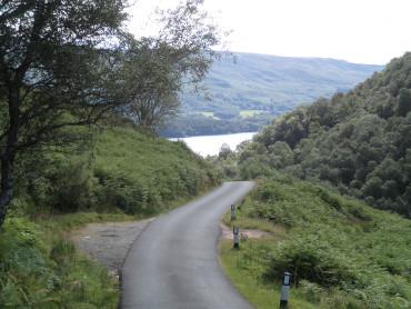 Scotland: David Livingstone, Bothwell Castle, Loch Lomond