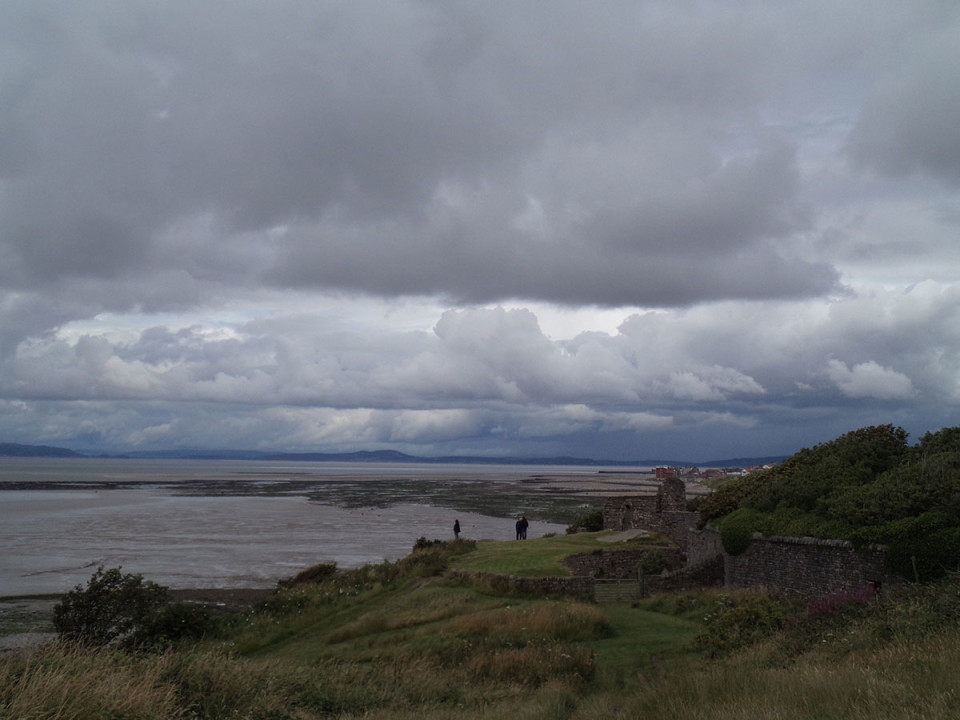 England: Recovering the van and Heysham