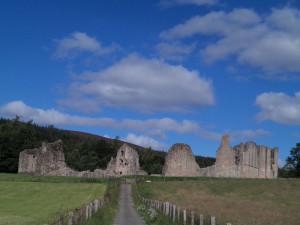 Kildrummy ruins