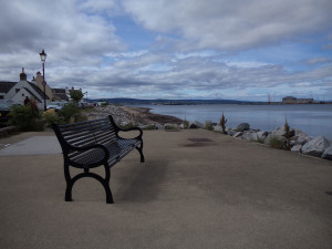 Cromarty waterfront