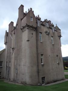 Craithes Castle
