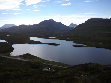 Scotland: Highlands – Waterfalls and Knockan Crag