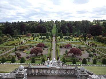 Scotland: Falls of Fallach, Famous Grouse Experience, Castle Drummond