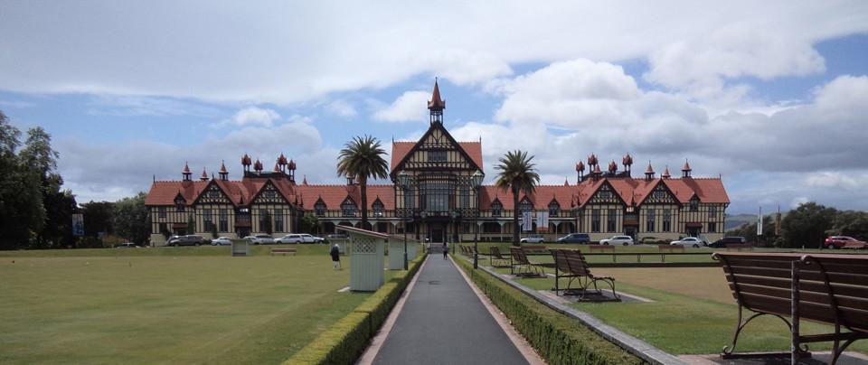 Central North Island Roadtrip: Turangi, Taupo, Rotorua, Whanganui