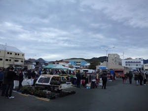 AMAZING market in Nelson