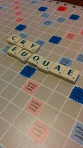 It's a word.