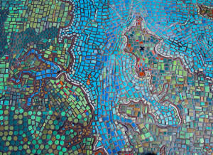 The Bay of Islands; Waitangi, Paihia and Russell - in tile form!