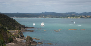 One of the many lovely views from Tapeka point