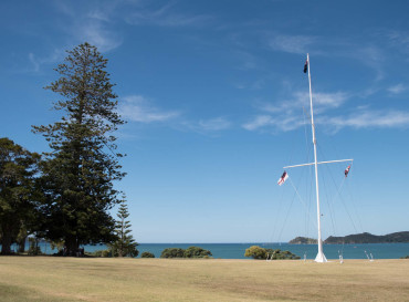 New Zealand: Kororareka/Russell and Waitangi