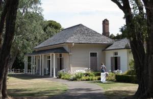 The Treaty House.