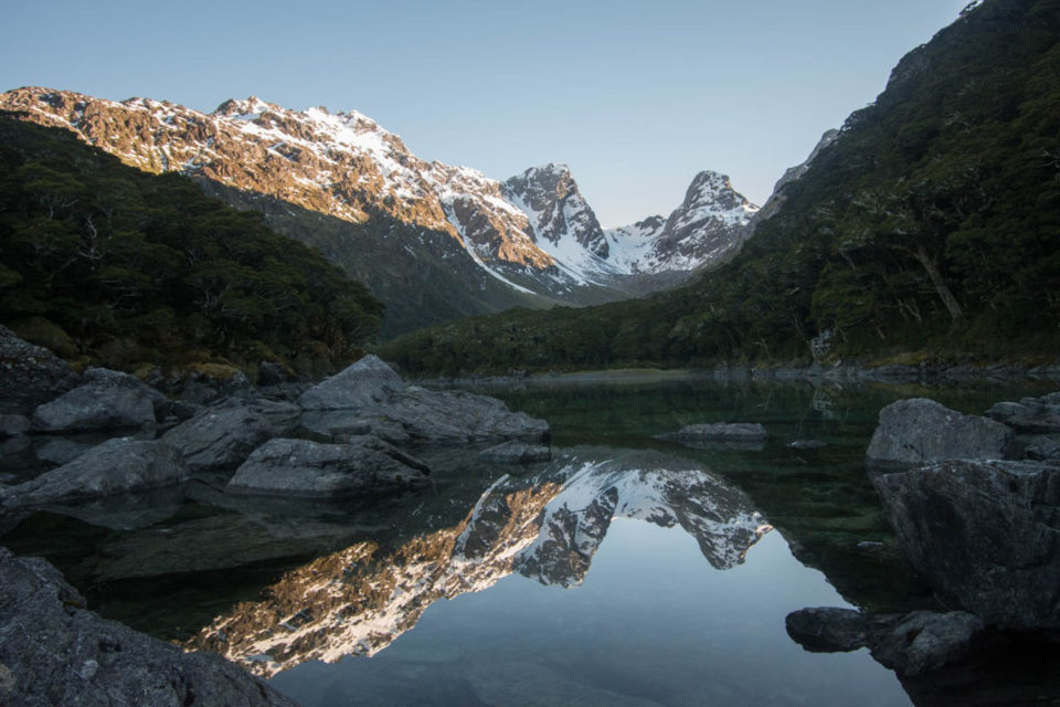 Tramping: The Routeburn Track