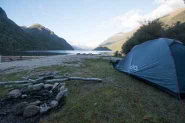 Southern Roady: New Years in Fiordland