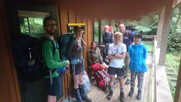 Tramping: East Whakanui Track to Haurangi Hut