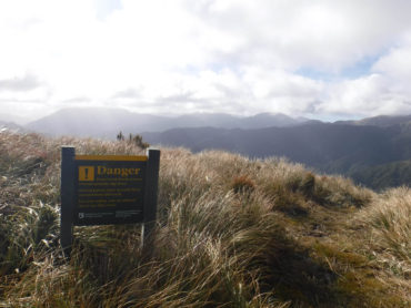 Tramping: Penn Creek Hut