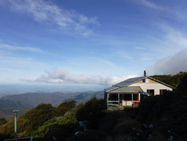 Tararua Ranges: Powell Hut