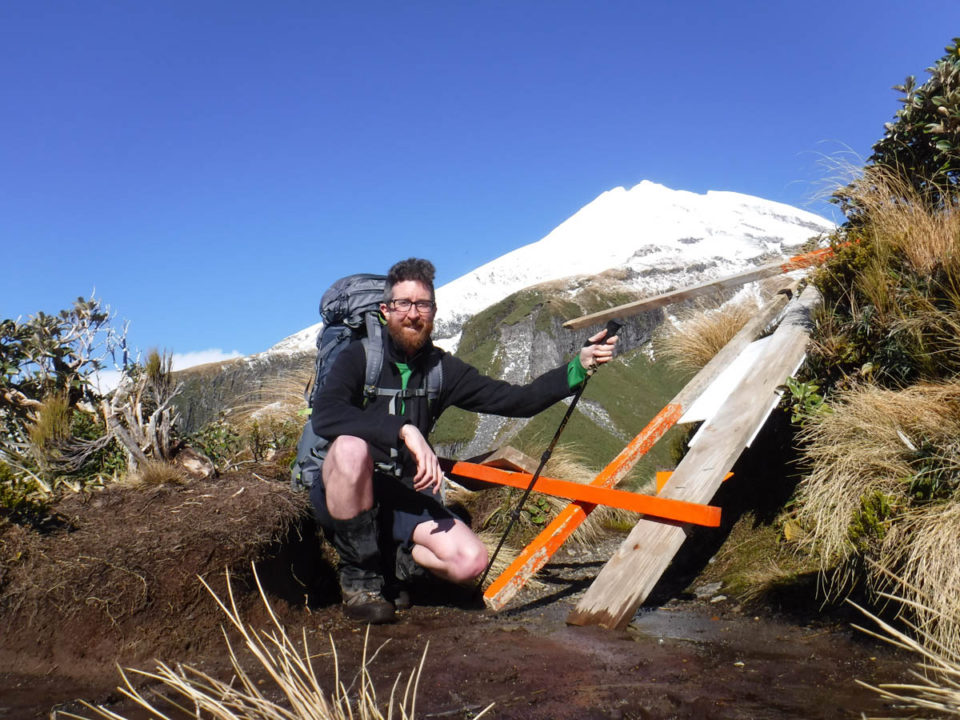 Tramping: Pouakai Circuit, Mt Taranaki