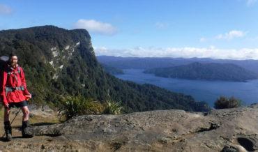 Tramping: Lake Waikaremoana Great Walk