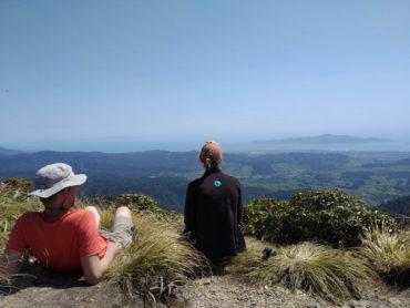Tramping: Kapakapanui track day walk