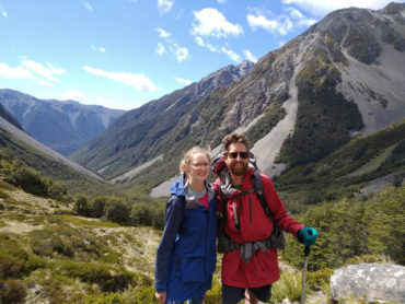 Tramping: Angelus, Robert Ridge and Coldwater Hut loop