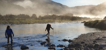Totara Flats via Carrington Ridge, return via Sayers Hut to Mangaterere Valley Road
